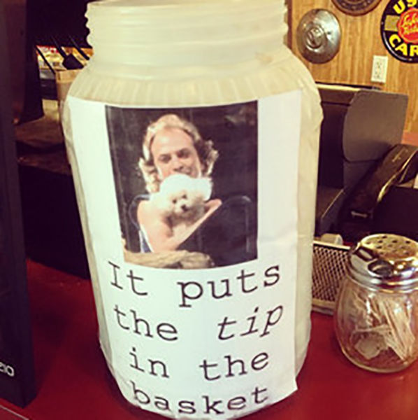 Creative Tipping Jars Even You Would Contribute to