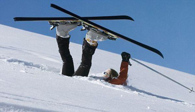 Everything You Need to See at the Ski Slopes
