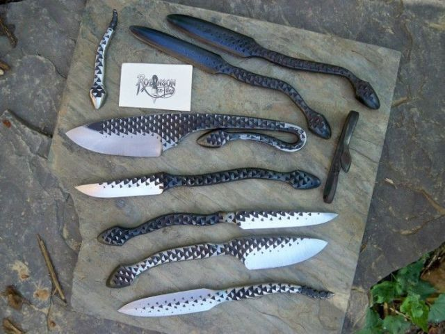 Fascinating Knives