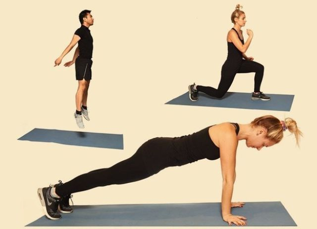 Basic Home Exercises to Get You the Body You Want