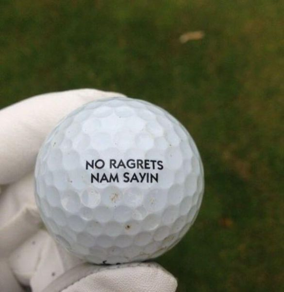 Golf Is Not Always a Relaxing Sport