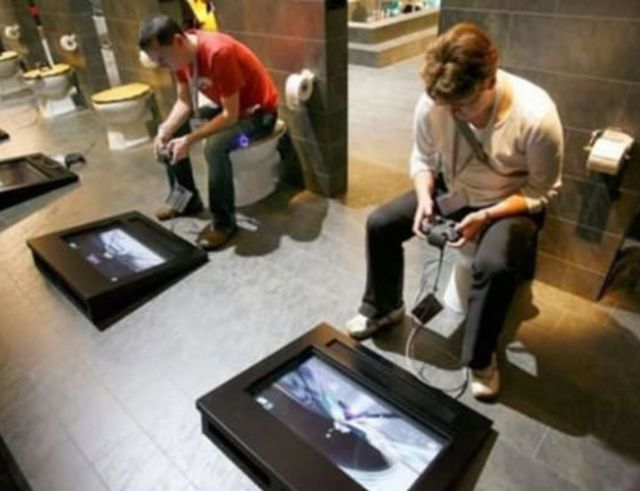 The Most Epic Toilets in the World