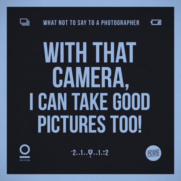 Comments That Will Make Your Photographer Want to Punch You