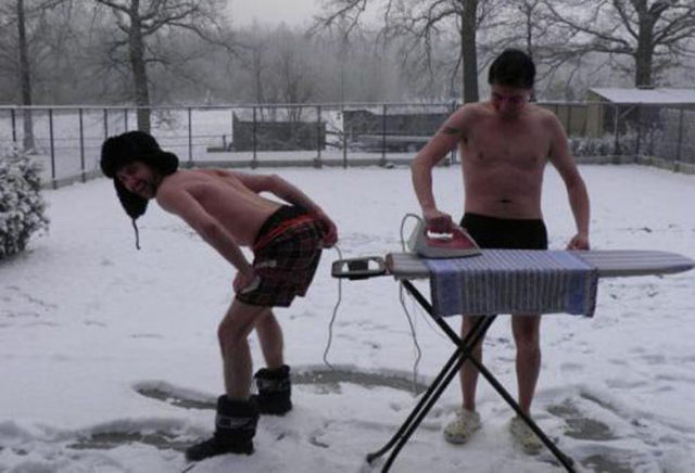 How to Make Your Winter Totally Kickass!