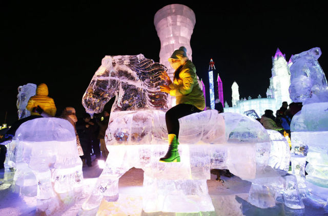Spectacular Ice Sculptures That Will Blow Your Mind