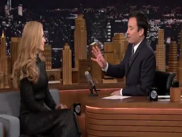 Jimmy Fallon Missed His Chance to Date Nicole Kidman