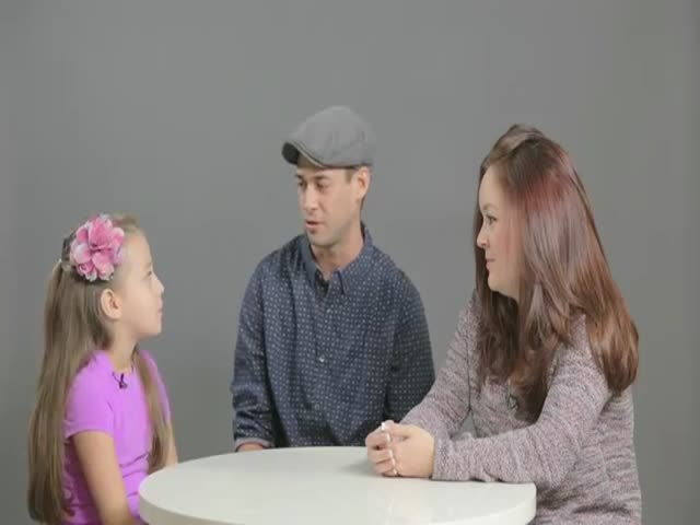 Parents Talk to Their Kids about 'the Birds and the Bees' for the First Time