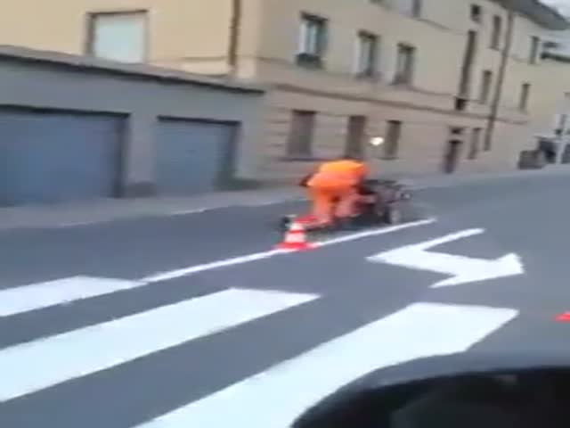 The Ultimate Road Marking Master