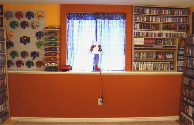 Gaming Room That Is Designed for Maximum Fun