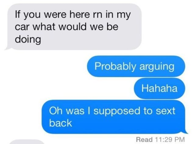 Sexting Fails That Are Seriously Funny