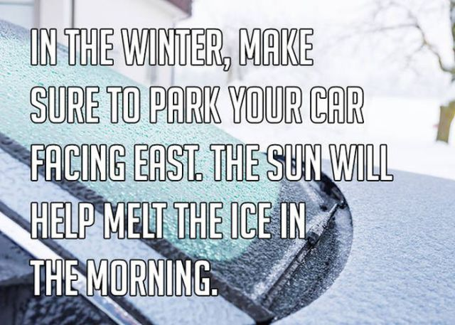 Winter Weather Hacks That Will Help You Survive the Cold