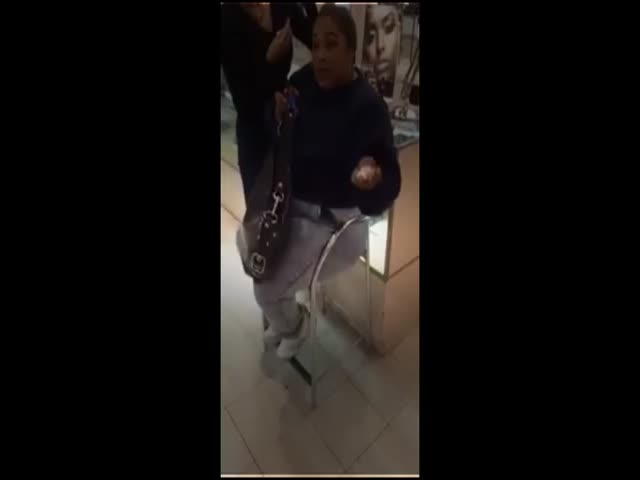 Girl Finds $100 on the Ground. Another Woman Tries to Claim It...