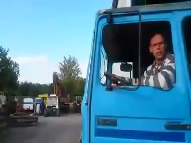 Meanwhile, in Germany...  (VIDEO)