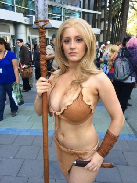 Just a Few Sultry and Sexy Cosplay Girls