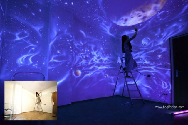 Rooms That Become another World After Dark