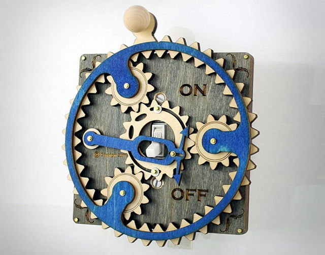 Over-the-top Light Switch Covers That Are Quirky and Cool