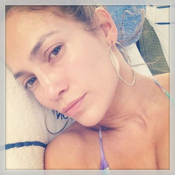 Stars Who Are Gorgeous without Makeup