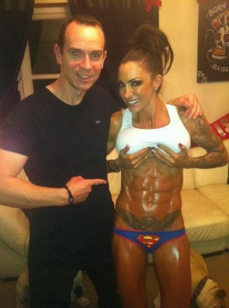 Jodie Marsh Looks Sexier with Softer Curves