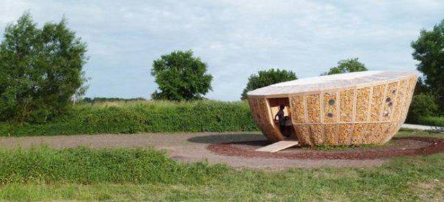 You Can Make a House out of Almost Anything