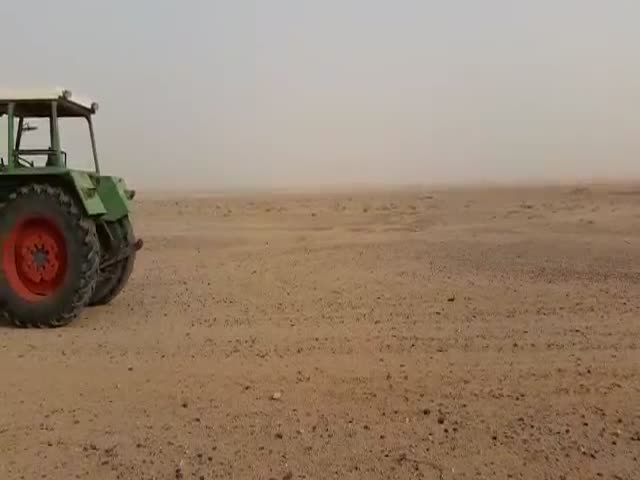 Meanwhile, in Saudi Arabia's Deserts...  (VIDEO)