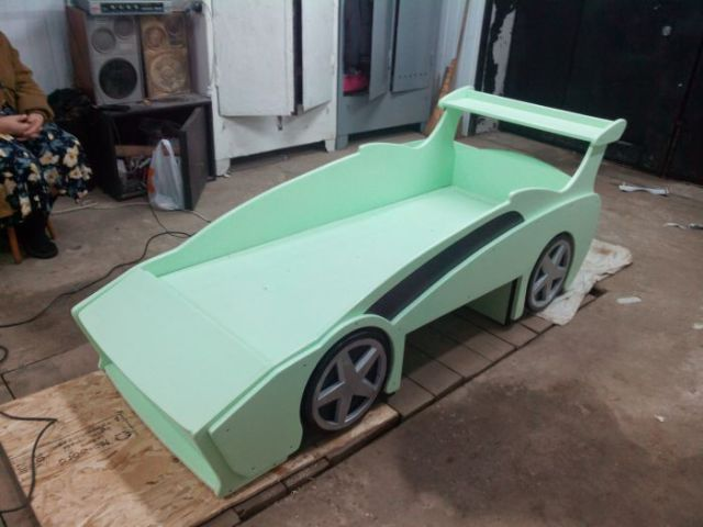 A Car Bed That Will Make You Wish You Were a Kid Again