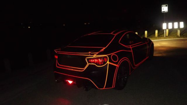 An Awesome Tron 86 Makeover