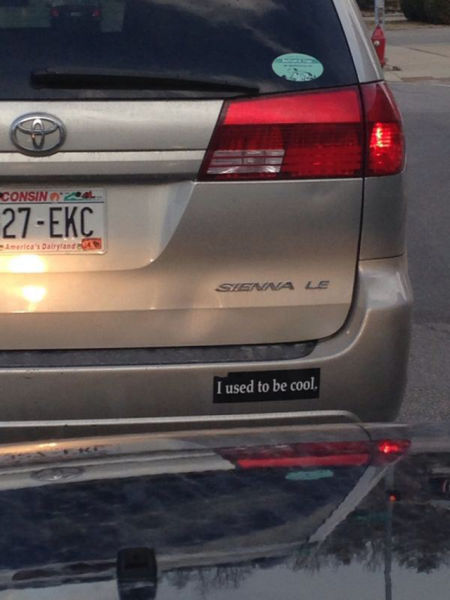 Hilarious Bumper Stickers