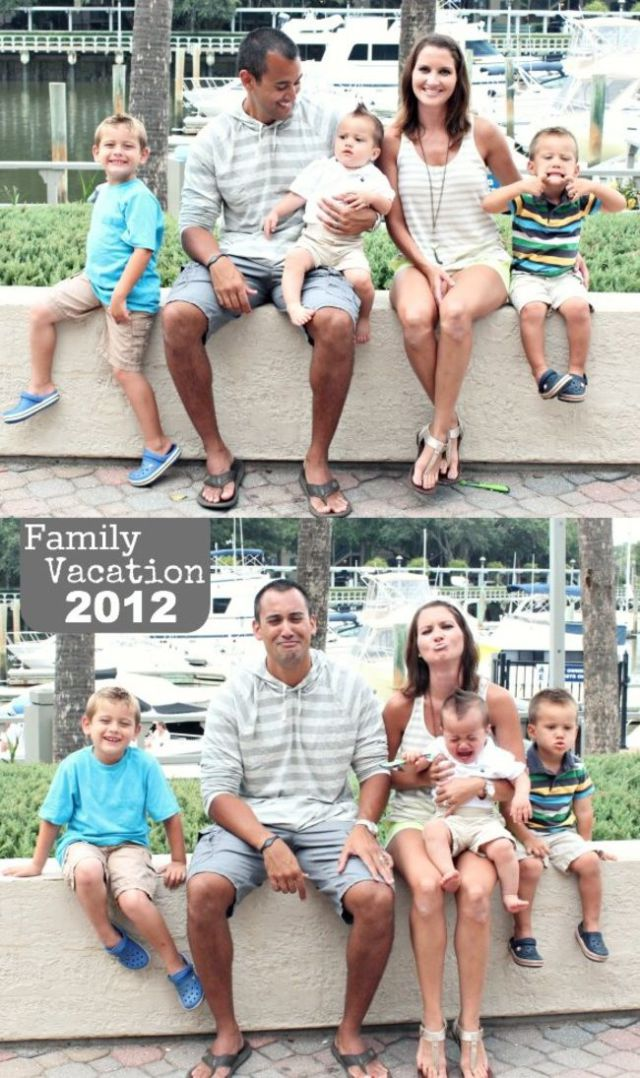 Realistic Family Photos That Give an Honest View on Family Life