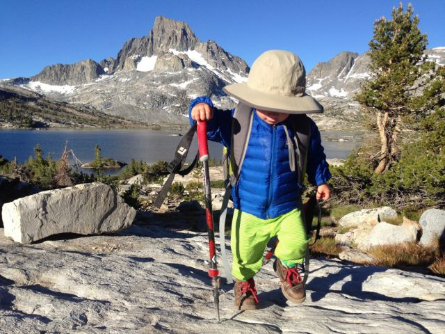 The Most Travelled Toddler Who Has Hiked around 40 US States