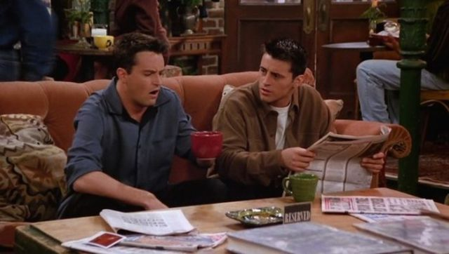 "A Major Revelation about ""Friends"" That Will Blow Your Mind"