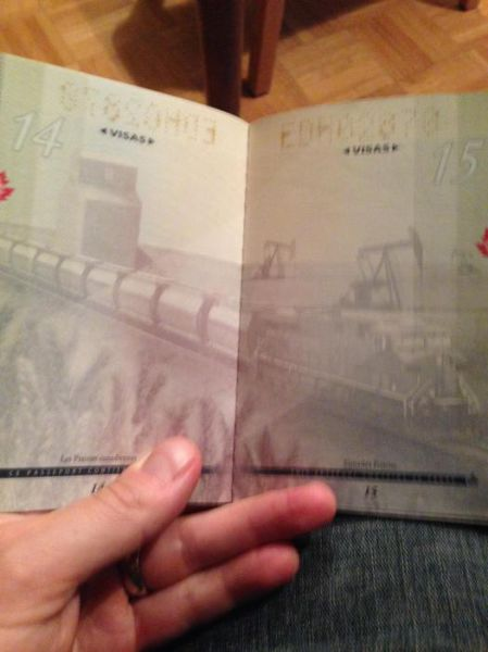 Canadian Passports Have to Be the Coolest in the World