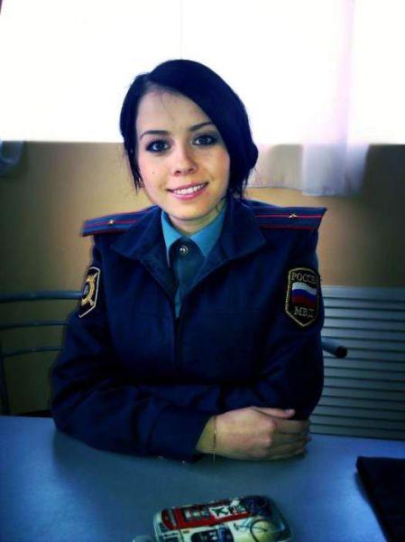 Russian Police Girls 41 Pics - Izismilecom-4178