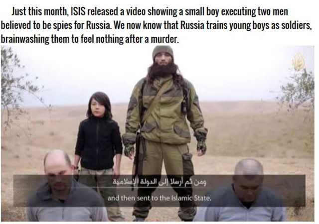 Truths about ISIS