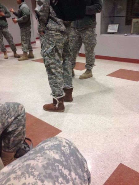 A Little Insight into the Funnier Side of Army Life