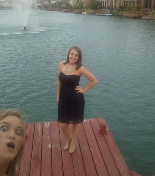 Because Photobombs Are Always Funny