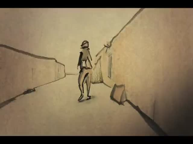 Confusion Through Sand: An Awesome Animated Short about War