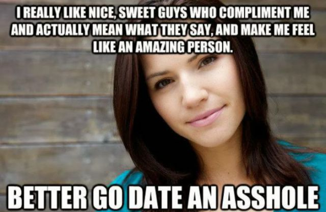 If It's Nonsensical Then It Must be Women Logic