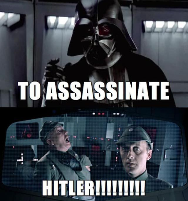 The Most Genius Assassination Plan of All Time
