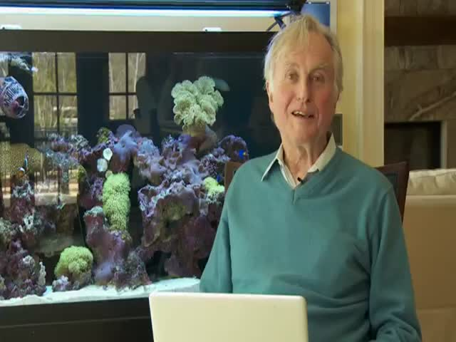 Prof. Richard Dawkins Reads the Hate Mails from His Haters  (VIDEO)