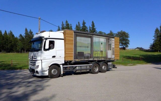 Container - Mobile home container ...