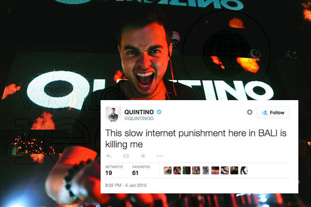 Even Rich and Famous DJs Find Lots to Complain about on Twitter