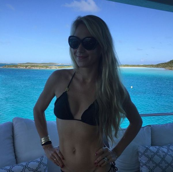 If You Are Not Following Anna Kournikova on Instagram You Are Seriously Missing Out