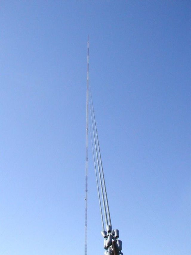 One of The Tallest TV Tower on the Planet