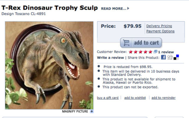 The Silliest Stuff for Sale on SkyMall
