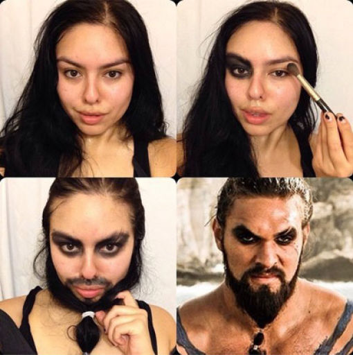 Amusing Makeup Makeovers