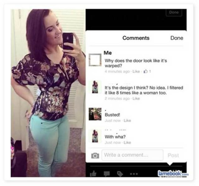 Online Picture Posts That Are Major Fails