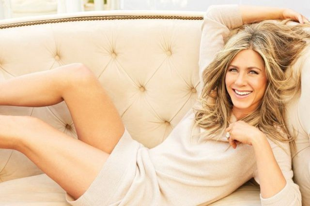 Jennifer Aniston's Gorgeous Hollywood Reporter Photo Shoot