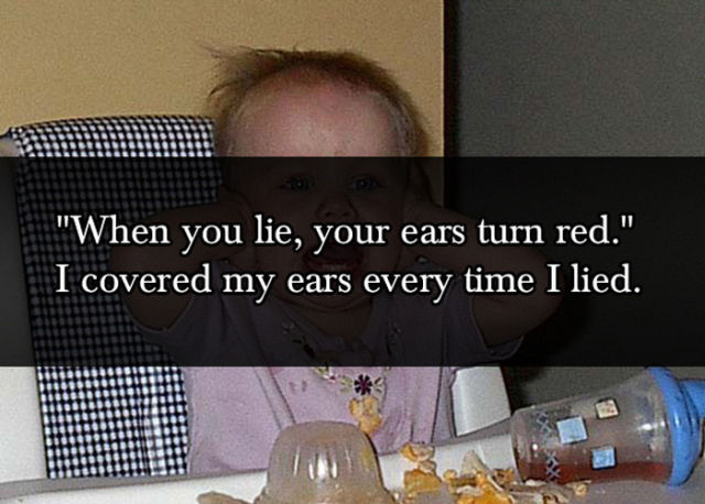 Parents Are the Biggest Liars on the Planet