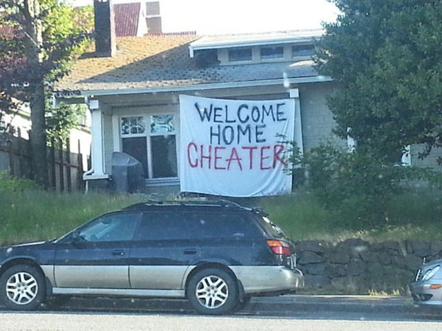 People Take Revenge on Their Cheating Exes in Style