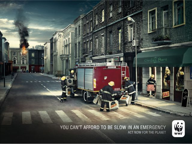 Smart Social Advertising That Will Make You Look Twice